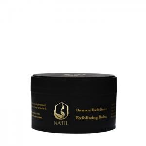 Shea Butter Exfoliating Balm - Argan 100 G - Natil Cosmetics