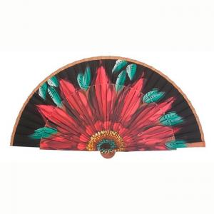 Jose blay mother's day collection black and red fan