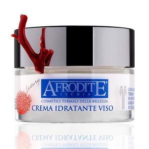Facial moisturising cream  - Afrodite Ischia cosmetics