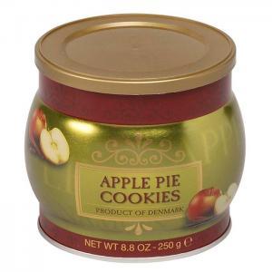 Ripensa of Denmark apple pie cookies
