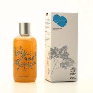 Fragàncies del montseny baby liquid soap & shampoo