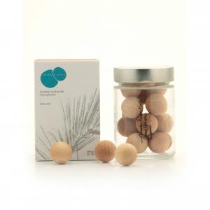 Fragàncies Del Montseny Aromatic Wooden Balls/ Pinus Sylvestris
