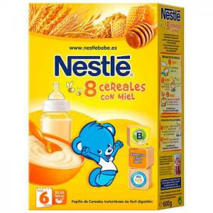 Nestlé pap 8 cereals with honey and bifidus