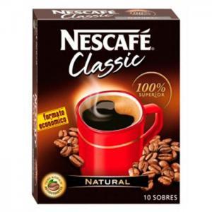 Nescafé classic natural