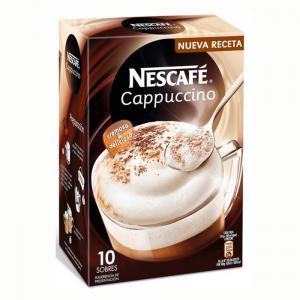 Nescafé cappuccino natural