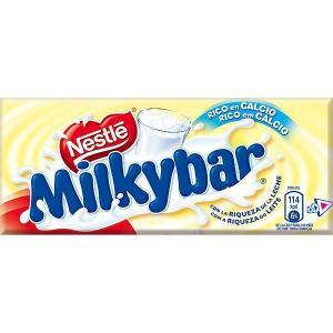 Nestlé white chocolate milkybar