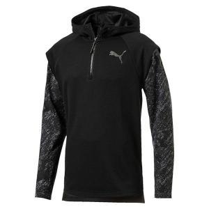 1/4 zip energy hoodie - puma