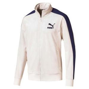 T7 track jacket suede - puma