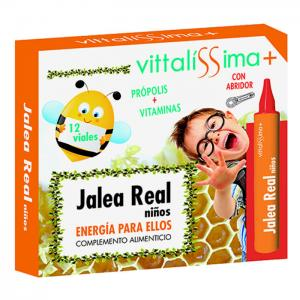 Royal jelly for children vitalissima